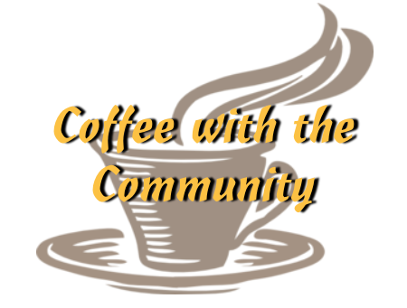 Coffee with the Community image
