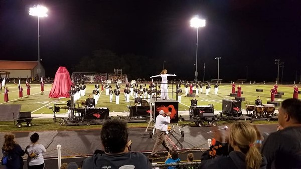 WHS Band of Spirit