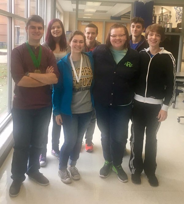 WHS Academic Team - Quick Recall