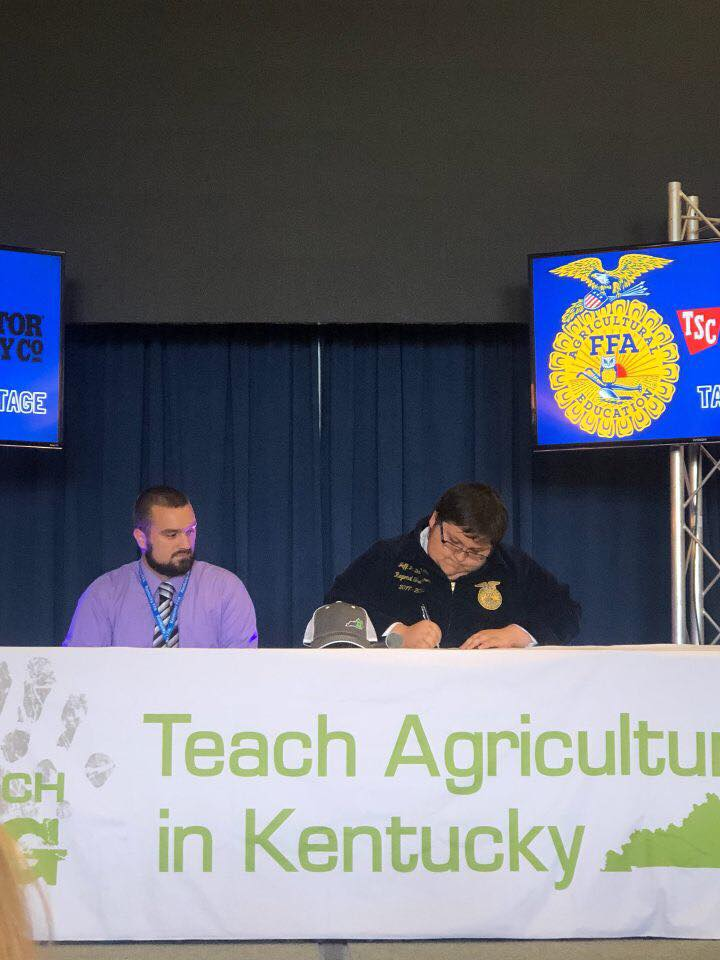 Kentucky State FFA Convention